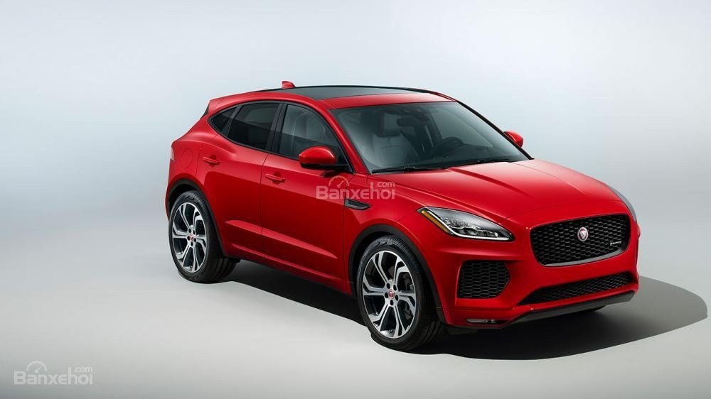 Jaguar E-Pace First Edition.