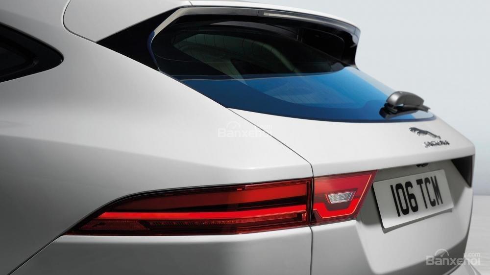 Đánh giá xe Jaguar E-Pace 2018