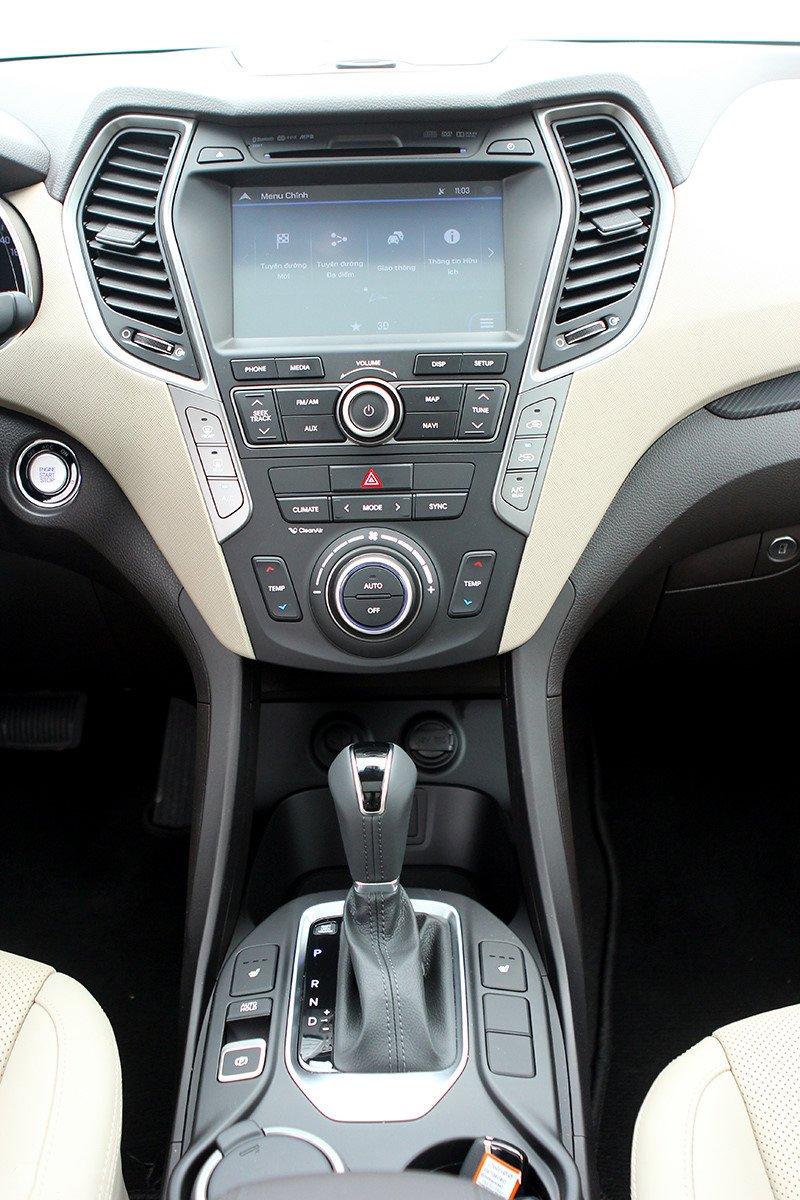 So sánh hình ảnh Hyundai Santa Fe 2019 và thế hệ cũ hiện tại a36
