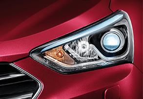 So sánh hình ảnh Hyundai Santa Fe 2019 và thế hệ cũ hiện tại a8