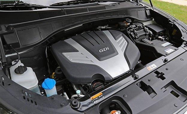 So sánh hình ảnh Hyundai Santa Fe 2019 và thế hệ cũ hiện tại a38