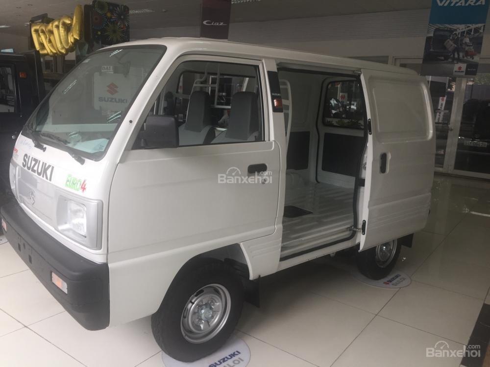 Bán Suzuki Carry Blind Van - chạy trong giờ cấm - quà hấp dẫn - Liên hệ 0906612900-0