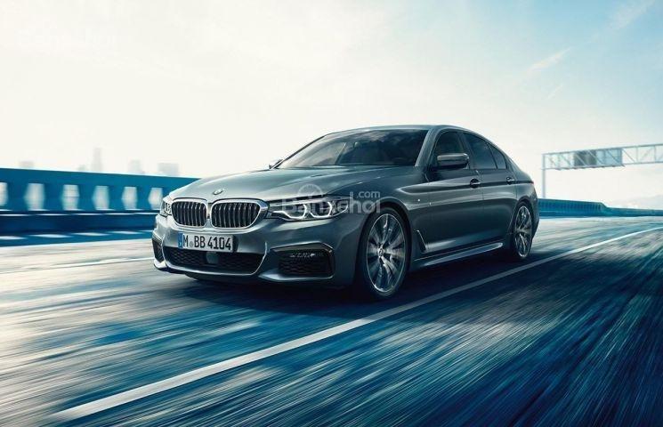 Thân xe BMW 5-Series 2018