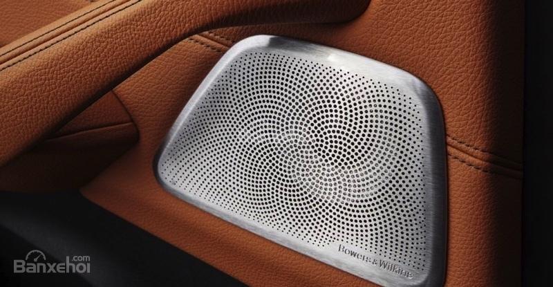 Đánh giá xe BMW 5-Series 2018: Dàn âm thanh .
