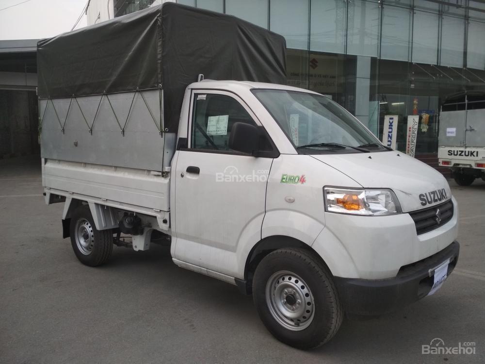 Bán Suzuki Super Carry Pro 7 tạ thùng lửng, bạt, kín, đông lạnh, giá tốt nhất thị trường, liên hệ 0936342286-1