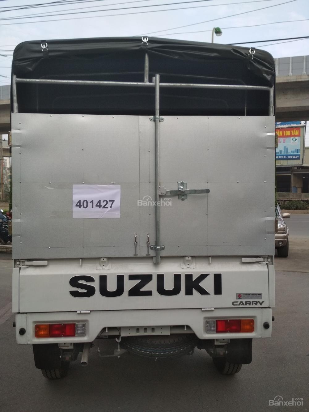 Bán Suzuki Super Carry Pro 7 tạ thùng lửng, bạt, kín, đông lạnh, giá tốt nhất thị trường, liên hệ 0936342286-3