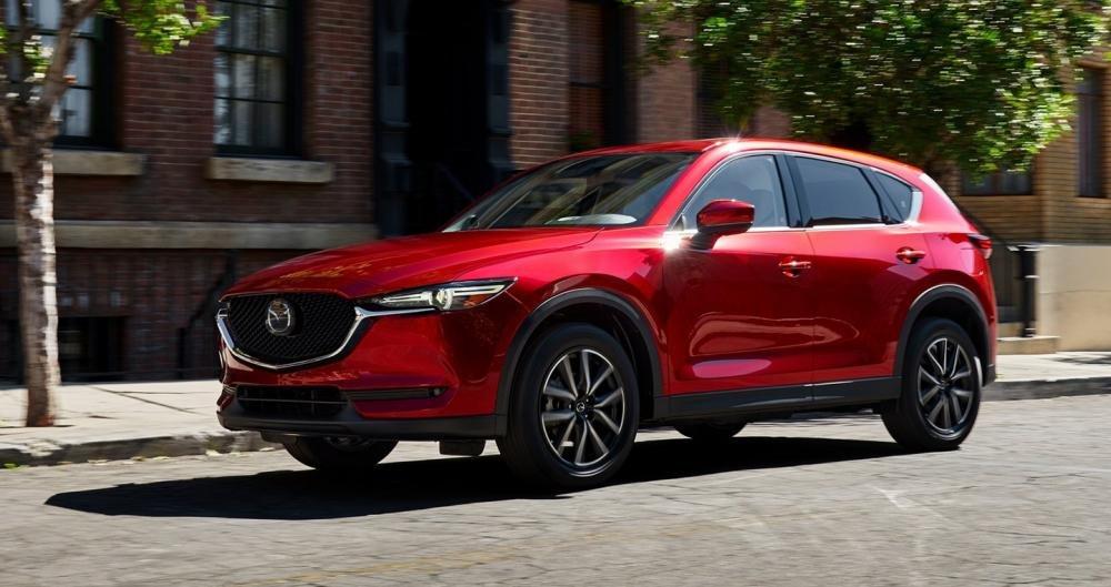 Mazda CX 5 .