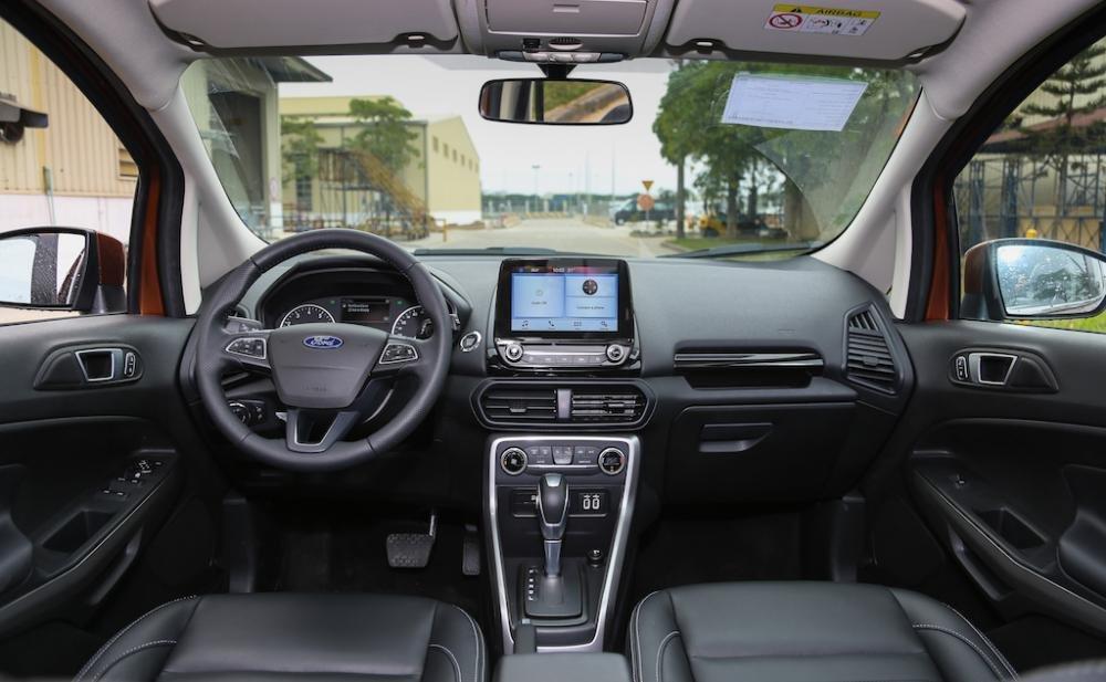 Giá xe Ford EcoSport thế hệ mới cập nhật hàng tháng - Ảnh 2.