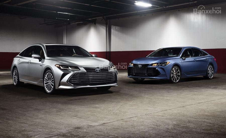 Đánh giá xe Toyota Avalon 2019: Bản Touring và Limited.