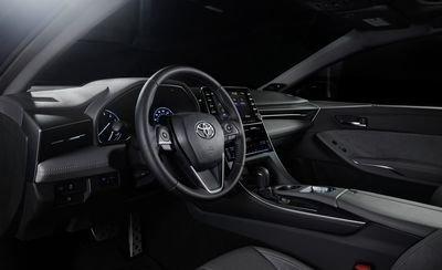 Đánh giá xe Toyota Avalon 2019: Nội thất xe.