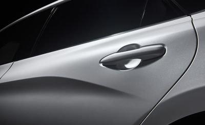 Đánh giá xe Toyota Avalon 2019: Tay nắm cửa.
