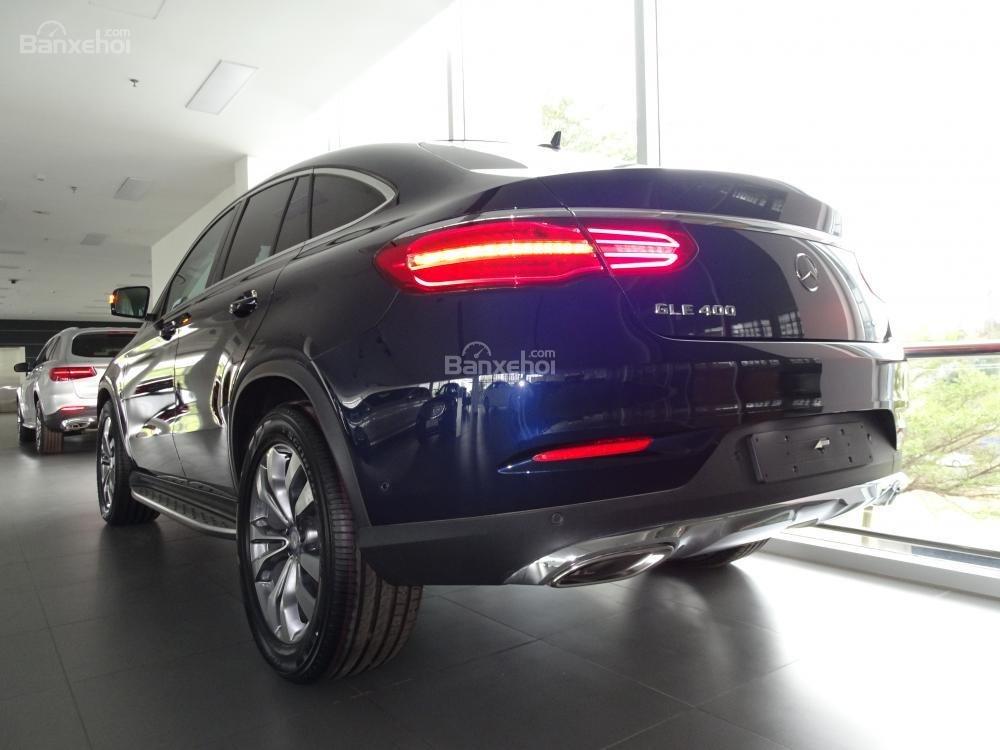 Bán Mercedes Benz GLE400 coupe - SUV 5 chỗ - Hỗ trợ ngân hàng 80%, đưa trước 1,1 tỷ nhận xe. LH: 0919 528 520-10