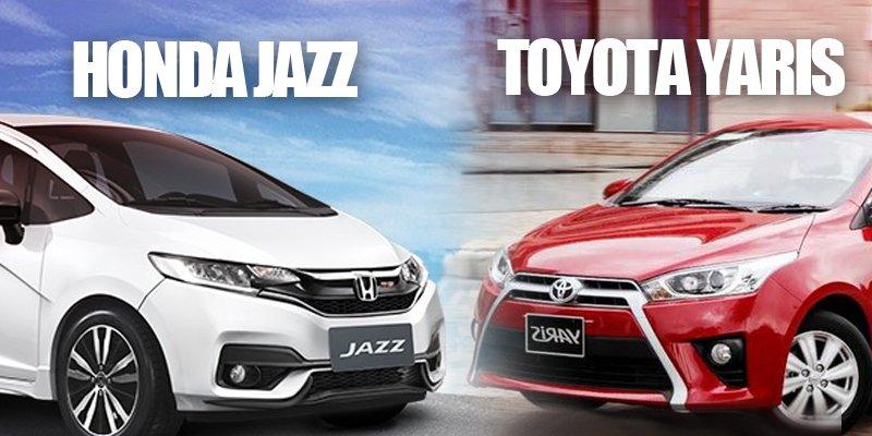 Chọn hatchback 550 triệu, nên mua Honda Jazz 2018 hay Toyota Yaris 2017?.