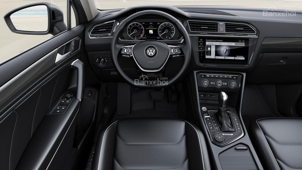 Đánh giá xe Volkswagen Tiguan Allspace 2018: Khoang nội thất mang đậm chất Đức, chất Volkswagen a2