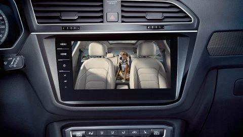 Đánh giá xe Volkswagen Tiguan Allspace 2018 về trang bị an toàn a1