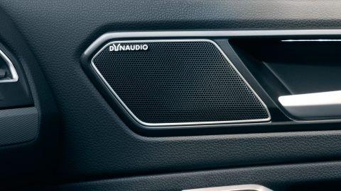 Đánh giá xe Volkswagen Tiguan Allspace 2018: Hệ thống âm thanh.