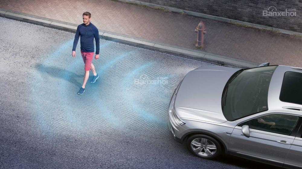 Đánh giá xe Volkswagen Tiguan Allspace 2018