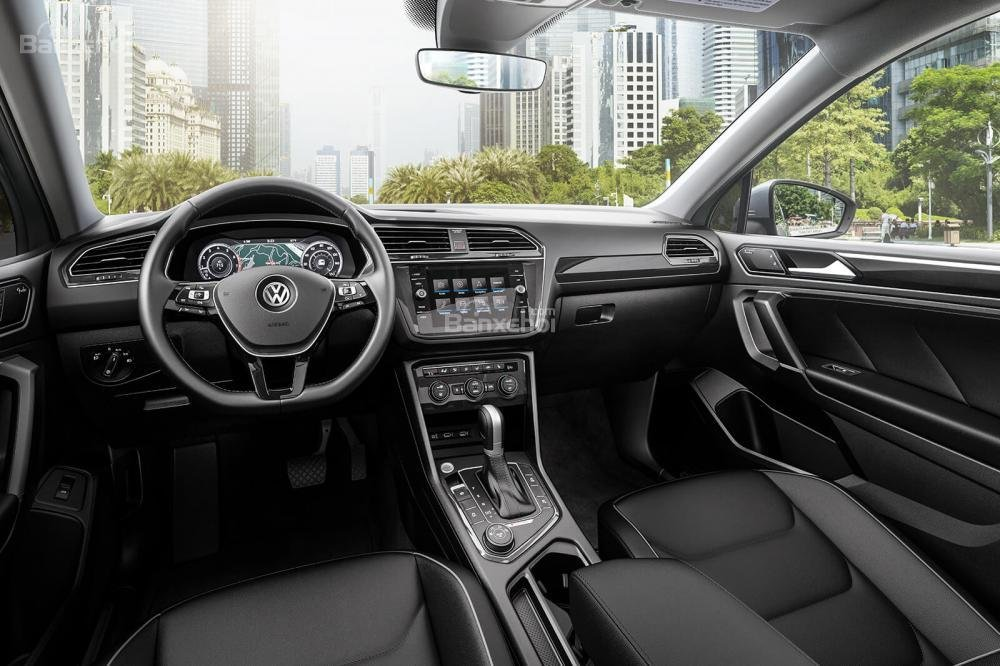 Đánh giá xe Volkswagen Tiguan Allspace 2018: Khoang nội thất mang đậm chất Đức, chất Volkswagen a1