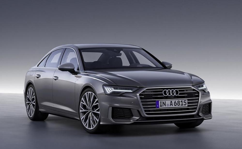 Audi A6 2019 khác biệt thế nào so với thế hệ hiện hành qua hình ảnh? a3