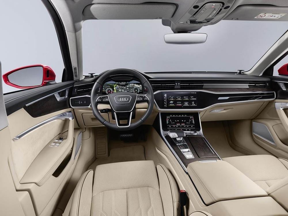 Audi A6 2019 khác biệt thế nào so với thế hệ hiện hành qua hình ảnh? a19