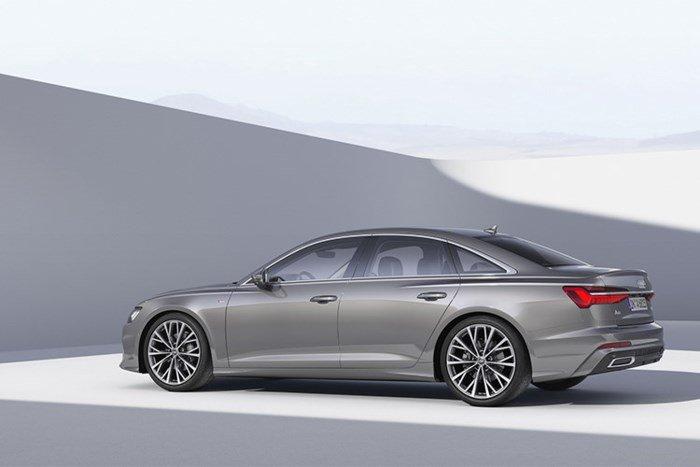 Audi A6 2019 khác biệt thế nào so với thế hệ hiện hành qua hình ảnh? a9