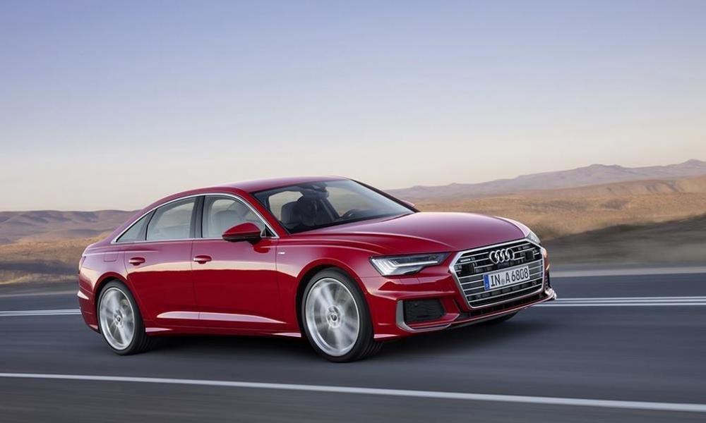 Audi A6 2019 khác biệt thế nào so với thế hệ hiện hành qua hình ảnh? a1