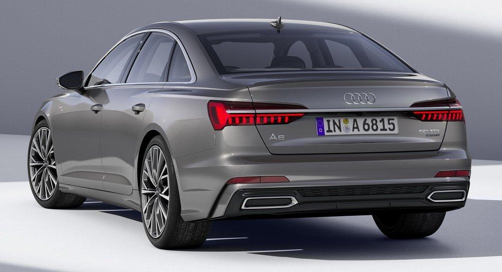 Audi A6 2019 khác biệt thế nào so với thế hệ hiện hành qua hình ảnh? a13