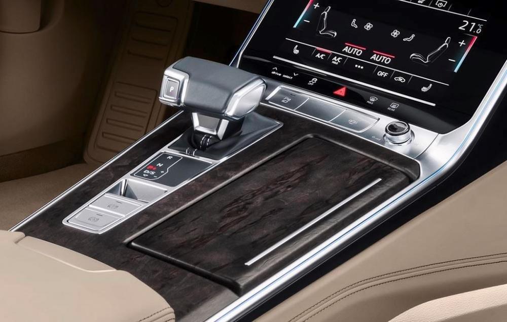 Audi A6 2019 khác biệt thế nào so với thế hệ hiện hành qua hình ảnh? a25