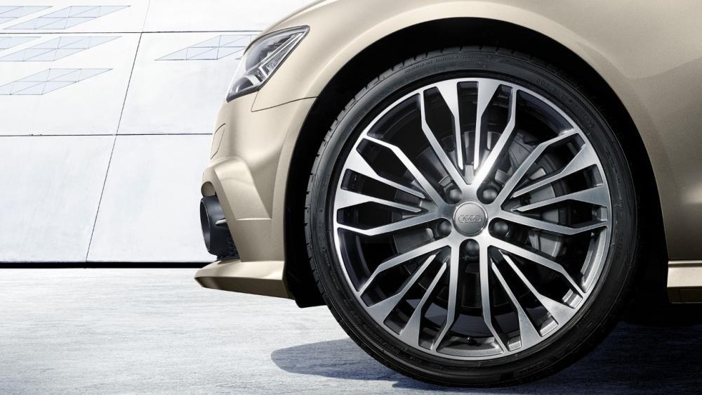 Audi A6 2019 khác biệt thế nào so với thế hệ hiện hành qua hình ảnh? a12