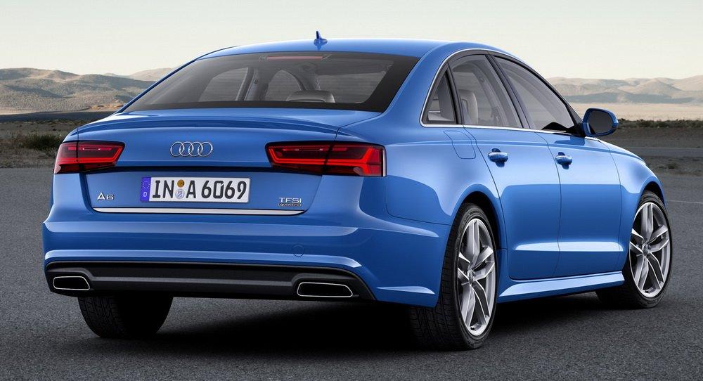 Audi A6 2019 khác biệt thế nào so với thế hệ hiện hành qua hình ảnh? a14