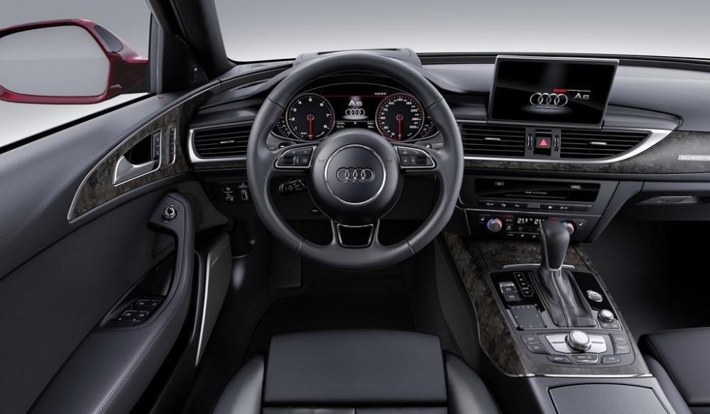 Audi A6 2019 khác biệt thế nào so với thế hệ hiện hành qua hình ảnh? a20