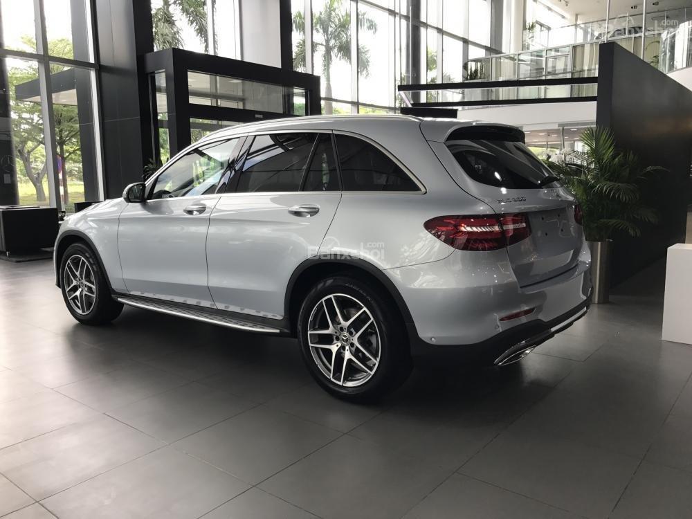 Bán Mercedes Benz GLC300 AMG 2019 - Ưu đãi tốt - Bank hỗ trợ vay 80% - Xe giao ngay-5