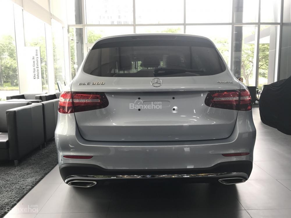 Bán Mercedes Benz GLC300 AMG 2019 - Ưu đãi tốt - Bank hỗ trợ vay 80% - Xe giao ngay-6