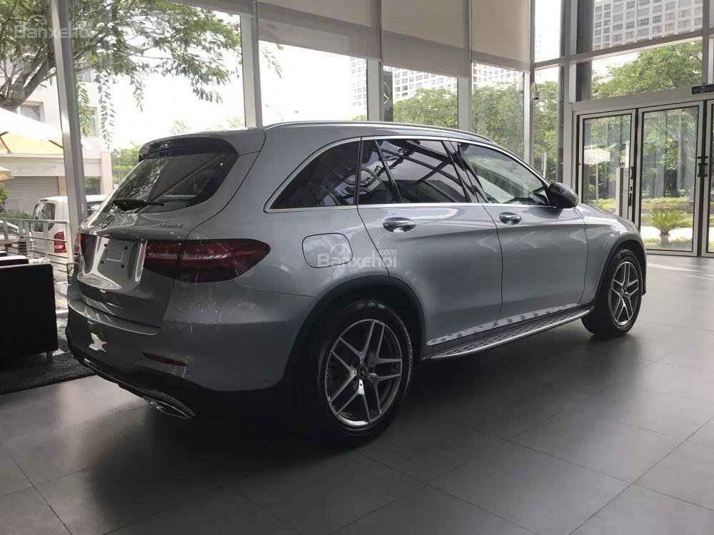 Bán Mercedes Benz GLC300 AMG 2019 - Ưu đãi tốt - Bank hỗ trợ vay 80% - Xe giao ngay-10