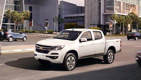 Khách hàng sẽ phải bỏ thêm phí để Chevrolet Colorado 2020 có thể lăn bánh a2