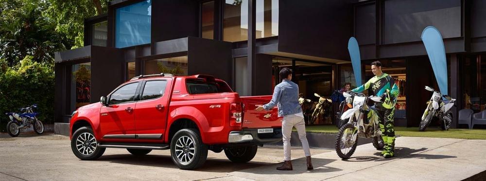 Chevrolet Colorado 2019 thay đổi mạnh mẽ về thiết kế vào các tính năng a3
