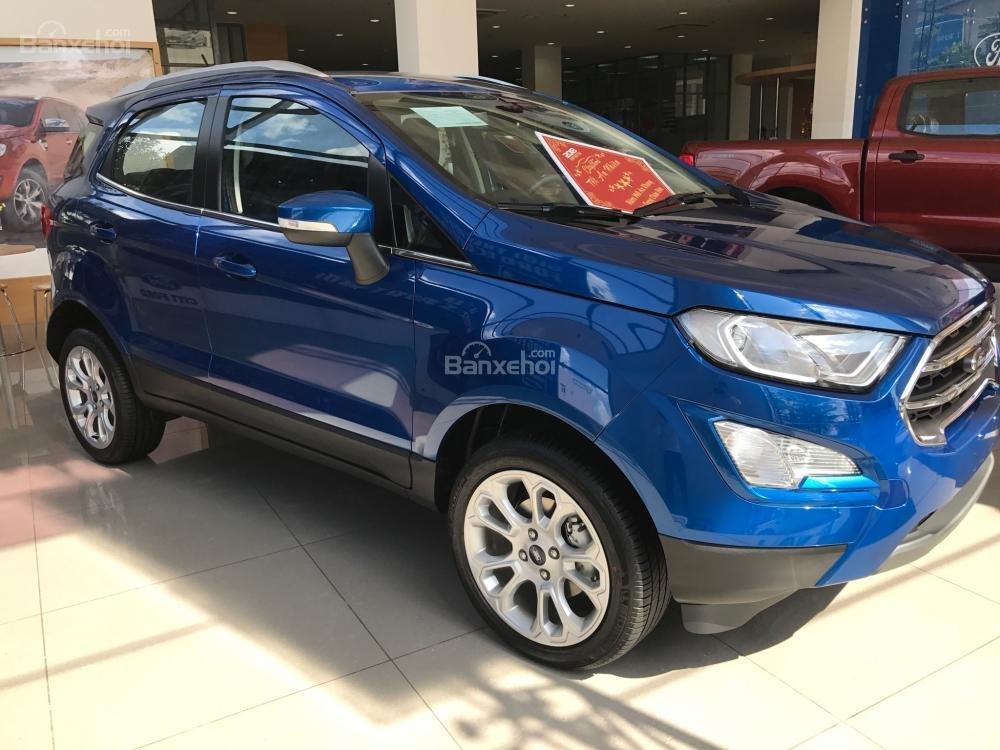 Bán Ford EcoSport 1.0L Ecoboost - 2019, hỗ trợ ngân hàng cho khách hàng tỉnh 90%, LH 0901346072 - Ngọc Quyến-1