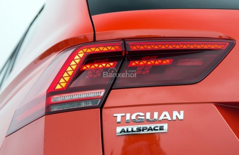 Đèn hậu xe Volkswagen Tiguan Allspace 2018