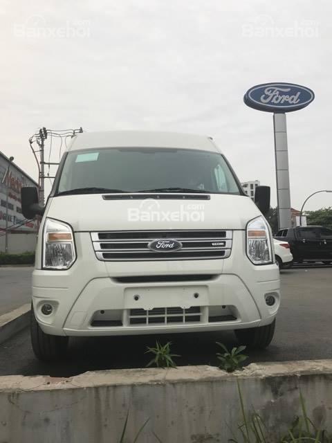Bán Ford Transit Mid đời 2019 - hỗ trợ trả góp lên tới 90% giá trị, vui lòng liên hệ Mr Quyết 097.957.2297-0