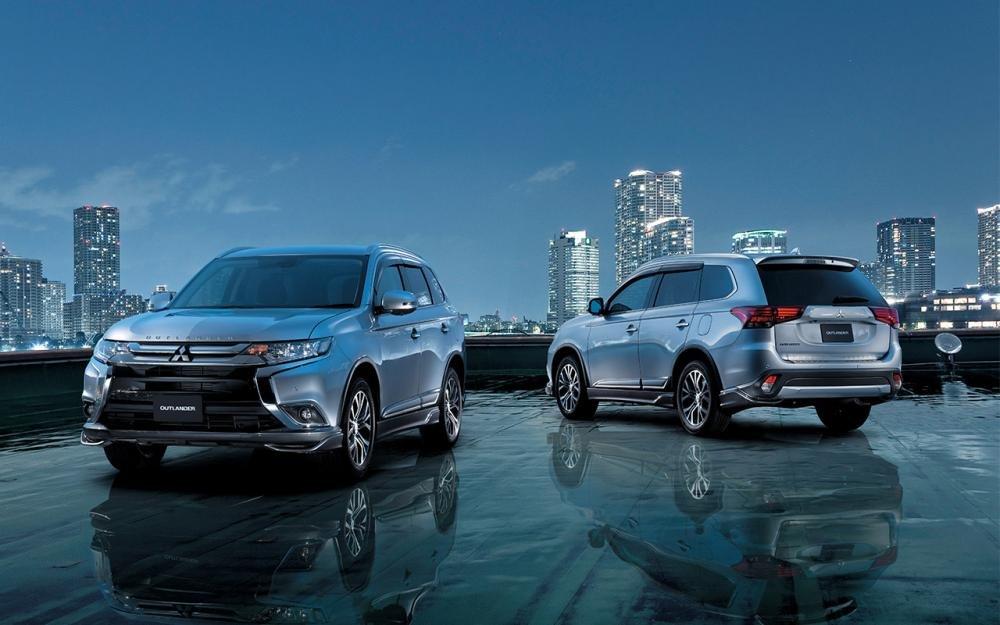 Giá xe Mitsubishi Outlander mới nhất.