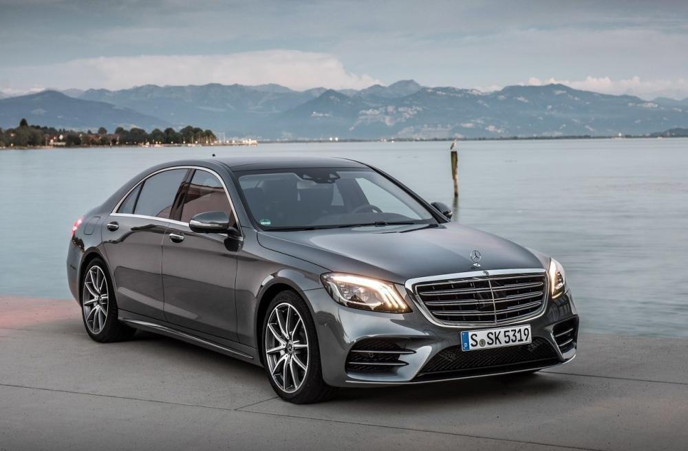 Những mẫu xe hơi cho ra mắt bản cải tiến trong tháng 2/2018 (8)