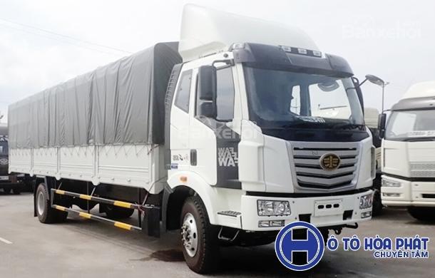 Bán xe tải Faw 7T8 thùng 9m8-0