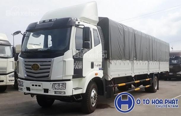 Bán xe tải Faw 7T8 thùng 9m8-1
