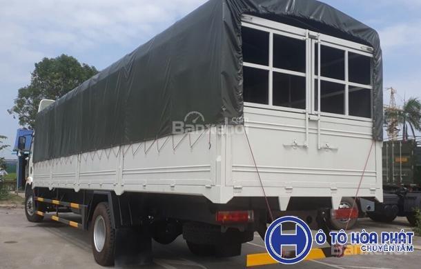 Bán xe tải Faw 7T8 thùng 9m8-2