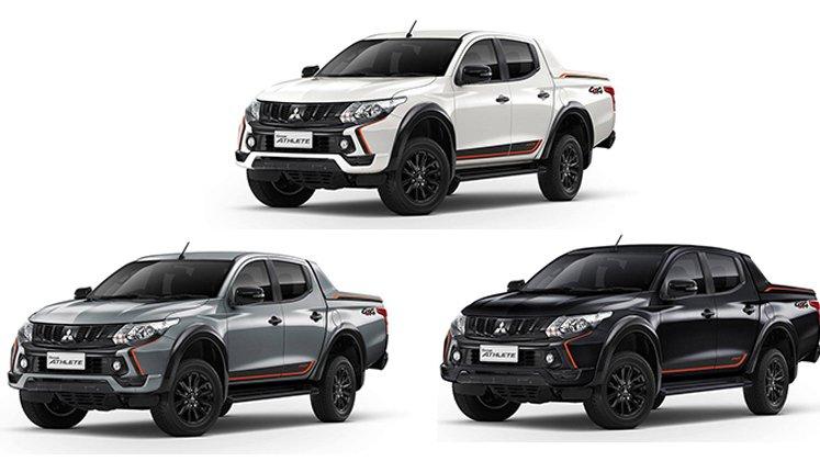 Mitsubishi Triton Athlete 2018 và Ford Ranger Wildtrak 2018 đều hướng đến thiết kế nam tính và hiện đại.