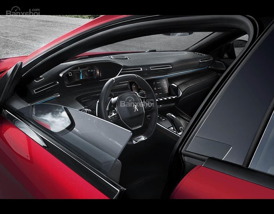 Đánh giá xe Peugeot 508 2019: Mức tiết kiệm của xe không thật sự quá ấn tượng.