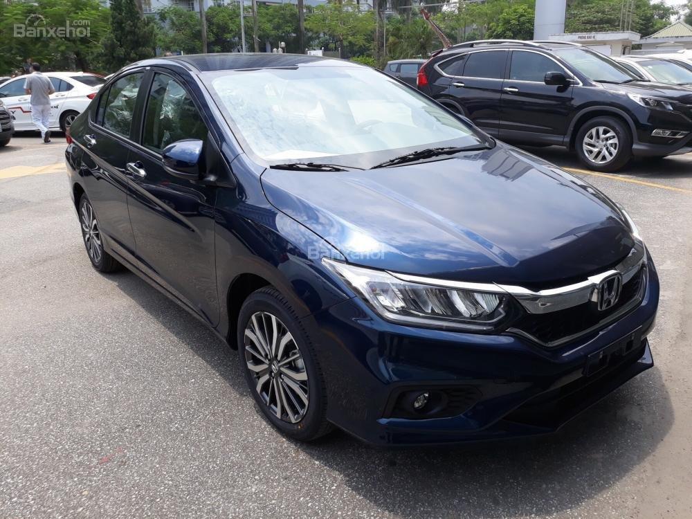 Honda Mỹ Đình cần bán Honda City Top new 2019 đủ màu giao ngay, khuyến mãi cực tốt - LH: 0978776360 (1)