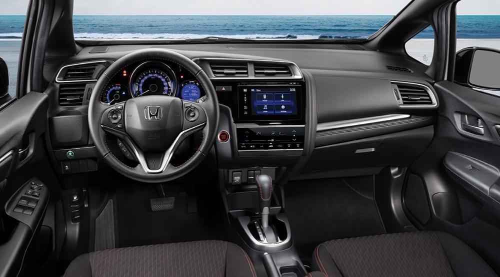 Nội thất Honda Jazz 2018