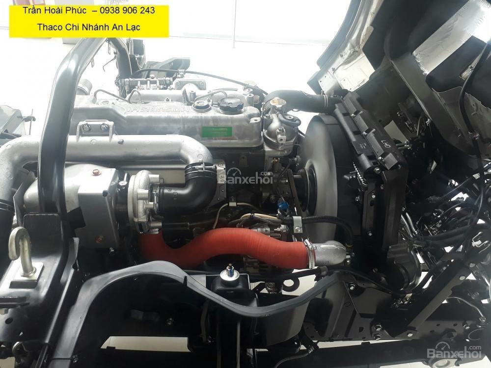Bán xe tải Fuso Canter 4.7 thùng mui bạt/thùng kín, bán trả góp vay 80%, giá tốt nhất-3