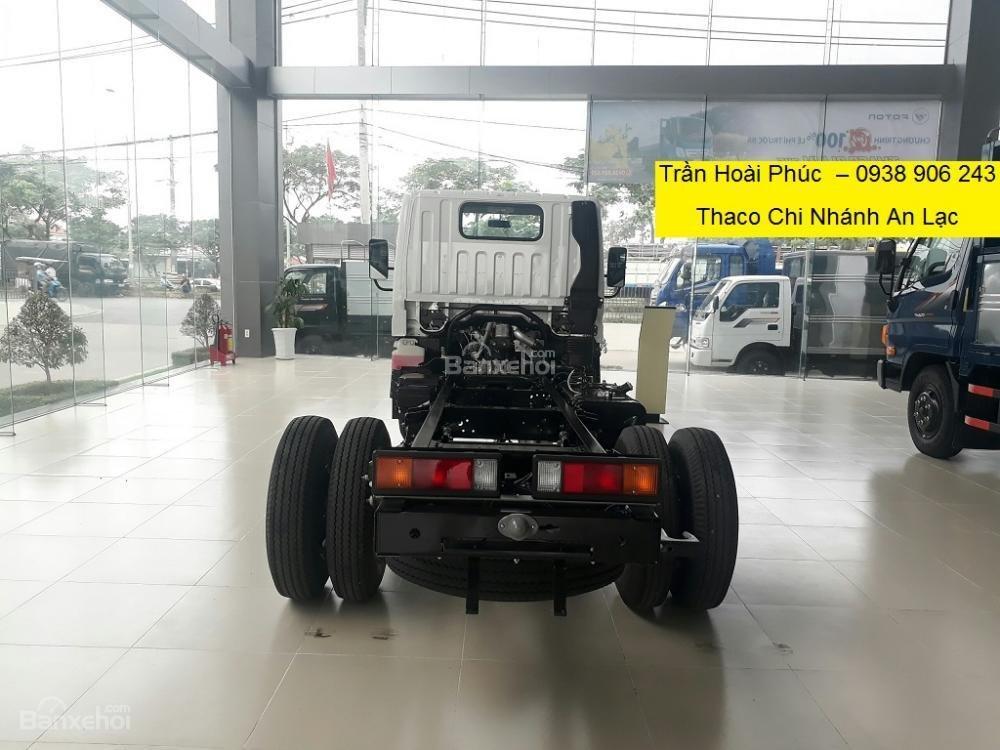 Bán xe tải Fuso Canter 4.7 thùng mui bạt/thùng kín, bán trả góp vay 80%, giá tốt nhất-4